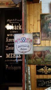 alte Schilder