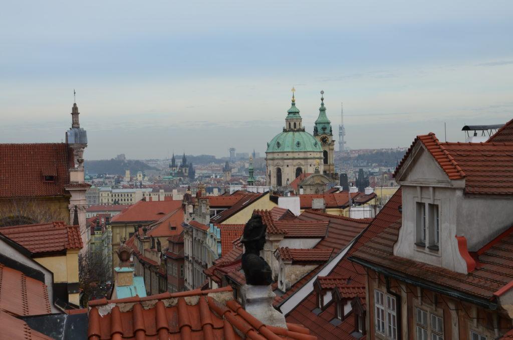 über den Dächern Prags