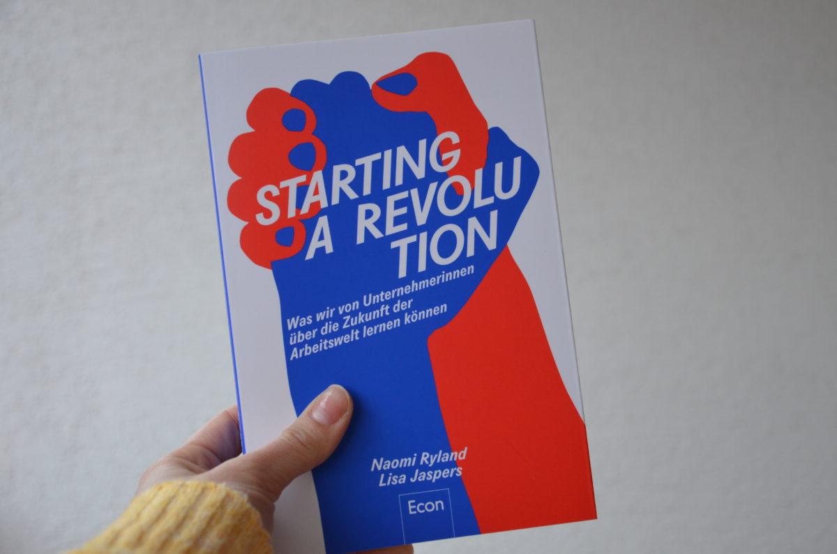 Buch: Starting a revolution